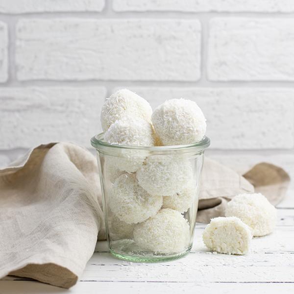 Protein Kokos Bällchen
