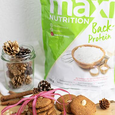 MaxiNutrition Fitness Lebkuchen Cookies