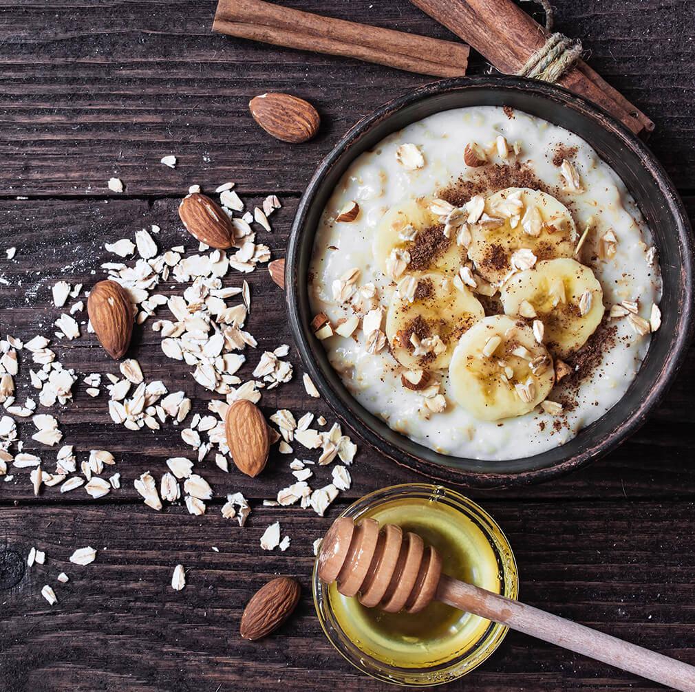 Was ist Porridge? Oatmeals aus Hafer sind der neue Food-Trend