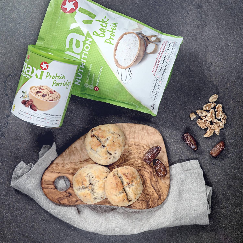 Rezept: Frühstücksbrötchen schnell & einfach selber backen