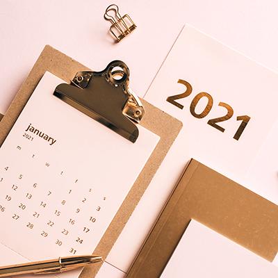 Vorsätze fürs neue Jahr: ein Schritt-für-Schritt-Guide