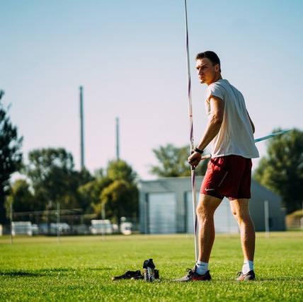 Thomas Röhler: Workout mit Speerwurf-Olympiasieger