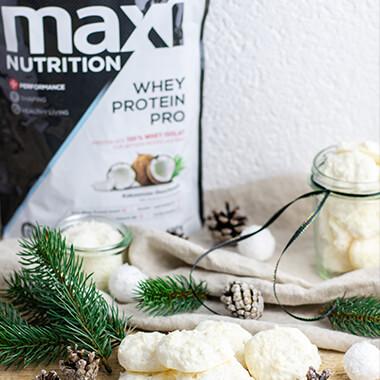 MaxiNutrition Protein Kokosmakronen
