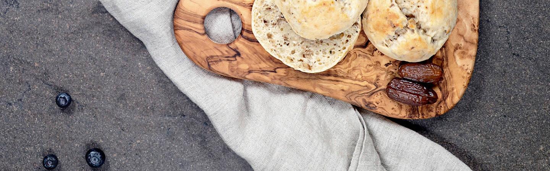 Frühstücksbrötchen schnell & einfach selber backen