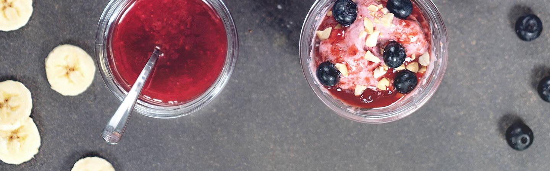 Frozen Joghurt Rezept - zum selber machen