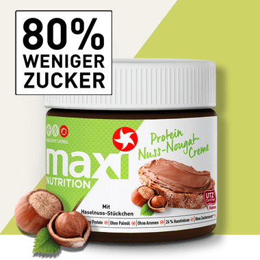 Maxinutrition Protein Nuss-Nougat