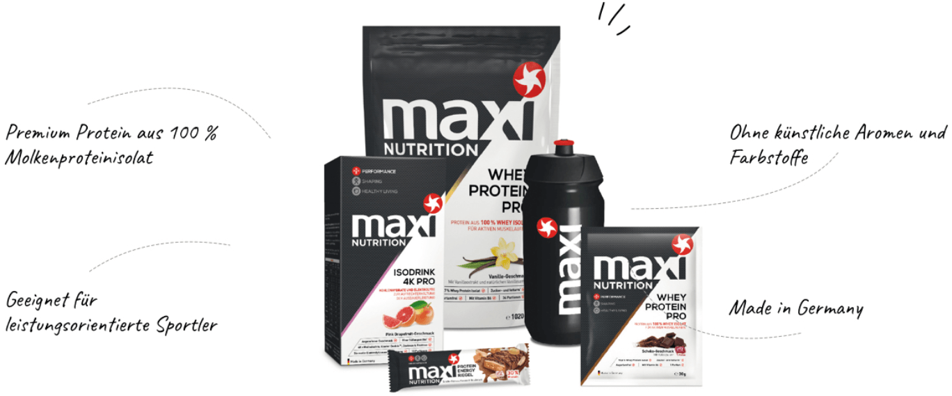 MaxiNutrition Performance